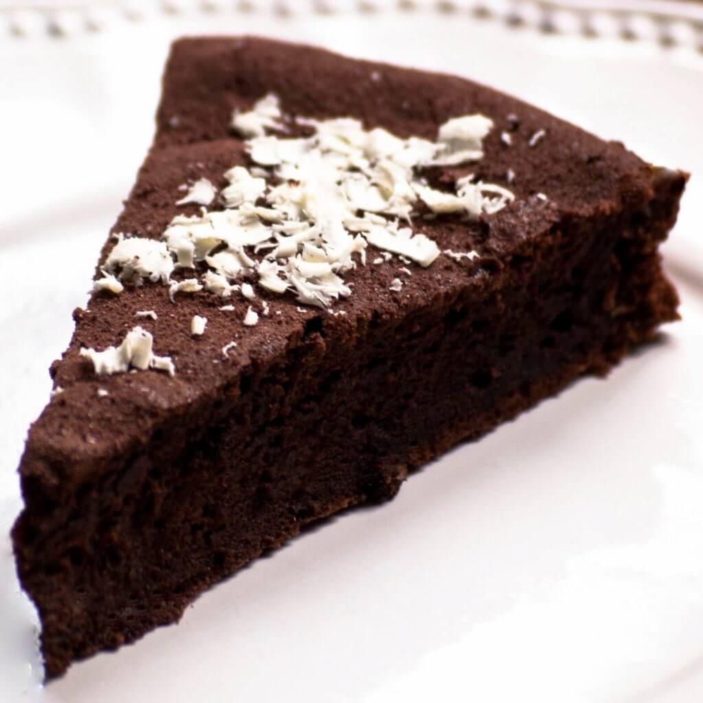 Recette du fondant au chocolat noir