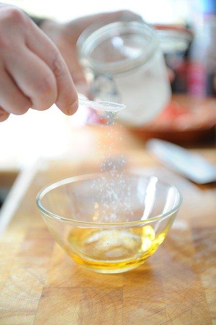 Vinaigrette au miel et vinaigre de mangue & vanille
