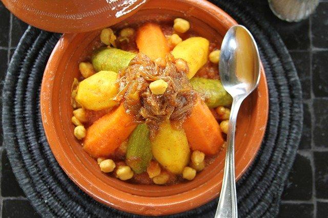 Sauté de dinde aux carottes & vinaigre à la Vanille de Madagascar